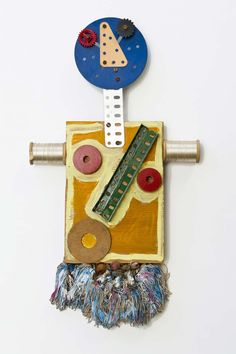 ENRICO BAJ Dada Movement, Neo Dada, Nuclear War, Italian Artist, Mixed Media Collage, Modern Art, Sculptures, Designers, Symbols