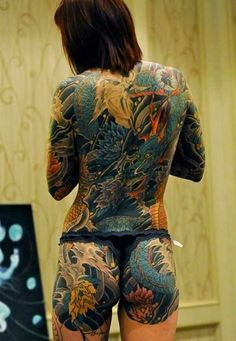 101 Cool Full Body Tattoo design for Men and Women Tattoo Girls, Girl Back Tattoos, Back Tattoo Women, Tattoos For Women, Body Tattoo Design, Full Body Tattoo, Tattoo Designs Men, Body Art Tattoos, Sleeve Tattoos