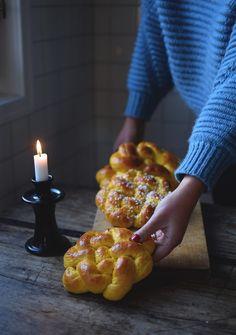 Swedish Christmas, Christmas Sweets, Christmas Baking, Christmas Cookies, Indian Food Recipes, Yummy Treats, Food To Make, Good Food, Food Porn