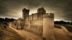 Spain. Taken in the central highlands of Spain, the autonomous regions Castilla-La-Mancha and Castilla-y-Léon. A region full of history and ...
