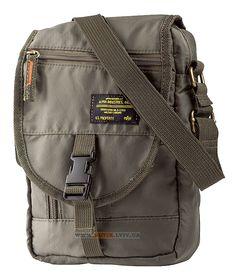 Сумка Nylon Day Pack Bag Alpha Industries (оливкова)  Наявність: під замовлення  Ціна: 22 $