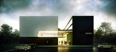 3D Visualization – Sintra Music Conservatory   3D Visualization Studio   Merêces   Arch & Design 3D Visualizations