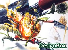 Composition, Creative, Anime, Painting, Design, Painting Art, Cartoon Movies, Paintings
