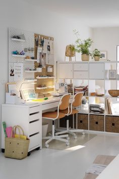 Find affordable home furnishings and furniture, all in one store. Shop quality home furniture, décor, furnishings, and accessories. Home Office Decor, Office Furniture, Office Ideas, Hygge Home, Interior Design Tips, My New Room, Office Interiors, Home Furnishings, Sweet Home