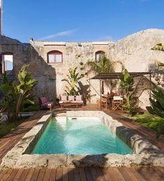 Dream Home Design, My Dream Home, House Design, Natural Swimming Pools, Natural Pools, Dream Pools, Cool Pools, House Goals, Pool Designs