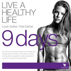 The Clean 9 program can help you to kick-start your journey to a healthier you. #healthy http://link.flp.social/7iO8yT