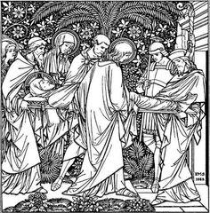 easter catholic lineart - Hledat Googlem