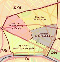 File:Paris 8e arrondissement - Quartiers.svg