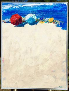 SeacoastArtworks features work by artist John Ellis. Located in Newburyport, MA. Beach Day, Artworks, Fine Art, Canvas, Frame, Artist, Painting, Tela, Artists
