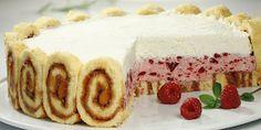 The Torta ili MalinaSto čokolAdna mouSse faNtaZija od mmMm toRte :))) Torte Recepti, Kolaci I Torte, Cake Filling Recipes, Torte Cake, Raspberry Cake, Croatian Recipes, Cake Fillings, Food Humor, Sweet Cakes