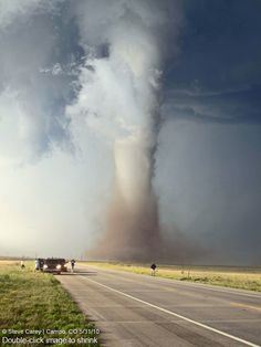 Go on a Storm Chasing Adventure Tour!