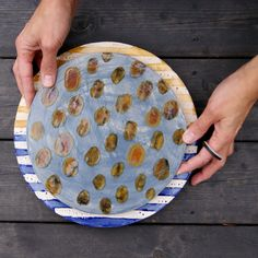 8 feet plate & Plapla plate by Super Ceramics French Industrial, Industrial Design, Smelly Cheese, French Lifestyle, Ceramic Plates, Scandinavian Interior, Mustard, Artisan, Ceramics