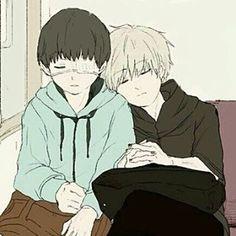 pCHOOOOOO #kanekixkaneki #kaneki #kanekiken #kenkaneki #tokyoghoulre #tokyoghoul #anime #manga #tgre #tg #kanekicest #kawaii #shironeki #kuroneki