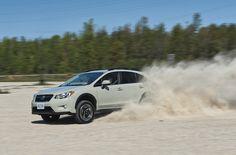 First Drive > 2013 Subaru XV Crosstrek