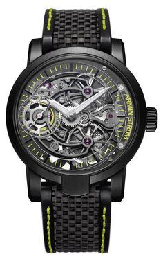 Armin Strom Skeleton Pure Team 78 Watch - Perpetuelle