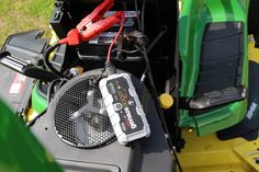 """""""She thinks my tractor's sexy, it really turns…"""" on when I connect Boost. #KennyChesney  The GB30 is an ultra-portable, lightweight and compact lithium car jump starter for 12-volt batteries. With it, you can safely jump start a dead battery in seconds. It's mistake-proof, making it safe for anyone to use and features spark-proof technology. It integrates with a dual LED flashlight and recharges your personal devices on the go. Perfect for cars, boats, motorcycles, lawn mowers and more."""