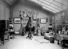 """Dreaming of a Skylight Studio Alphonse J. Liébert, """"Photographie en Amérique : Traité complet de photographie pratique contenant les découvertes les plus récentes"""" (Paris: A. Liébert, 1878) Charles..."""