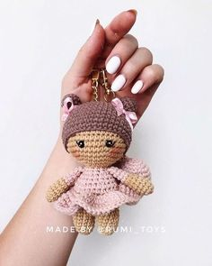 Amigurumi Archives - Question to Answer Crochet Patterns Amigurumi, Amigurumi Doll, Crochet Dolls, Cute Crochet, Crochet Baby, Crochet Keychain, Diy Doll, Crochet Animals, Handmade Toys