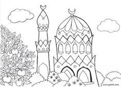 muslims-coloring-pages-mosque-raskraski-2