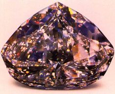 The Centenary diamond, being a D-color diamond is a Type IIa diamond, free of nitrogen and all other chemical impurities. They are also structurally perfect diamonds, without any plastic distortions. Thus factors that usually cause color in diamonds are absent, and therefore these diamonds are absolutely colorless. The diamonds are said to be chemically pure and structurally prefect. However, they constitute only about 1-2 % of all naturally occurring diamonds.