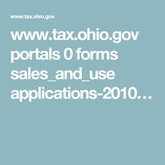 www.tax.ohio.gov portals 0 forms sales_and_use applications-2010…