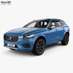 Volvo XC60 T6 R-Design with HQ interior 2017. Fully editable and reusable 3D model of a car. #3D #3DModel #3DDesign #2017-2020 #crossover #design #hq #hqinterior #interior #luxury #r #r-design #suv #sweden #t6 #volvo #VolvoXc60 #with #Xc60 #xc-60