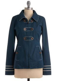 Here Comes the Fun Jacket, #ModCloth