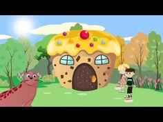 Παραμύθι hansel and gretel από την Μελένια - YouTube Greek Language, Second Language, Pikachu, Kids, Nutrition, Fictional Characters, Youtube, Food, Young Children