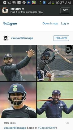 Expression king in the world virat kohli