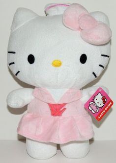 15c79b32cd Hello Kitty Plush 10.5  Sailor Dress    You can get additional details at  the image link.(It is Amazon affiliate link)  HelloKitty