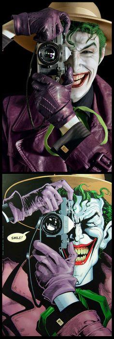 Cosplayer Anthony Misiano as Harley's Joker #Tropical , la cultura del cosplayer: hombres, mujeres y niños se disfrazan y actuan de sus personajes favoritos de todos los medios,televición,videojuegos y comics o manga