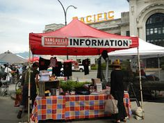 Two Hungry Piglets: Main Street Station at Thornton Park Farmer's Market @VanMarkets