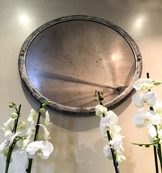 Reclaimed window mirror for the home and garden  Aldgate Home