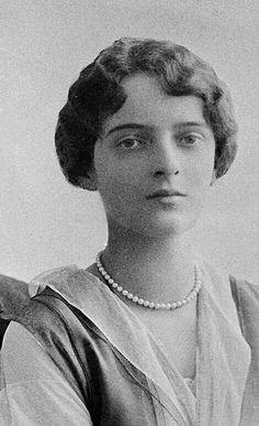 "Princess Irina Alexandrovna Romanova-Yusupova.  ""AL"""