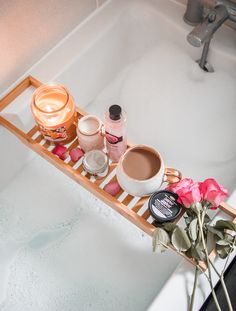 Find out all about my favourite bath time treats when I'm in need of a good pamper.