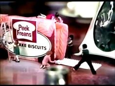 "Peek Freans Cookie Commercial (1979) ""Peek Freans are a very serious cookie.""  Peek Freans Shortcake Biscuits cookie commercial featuring tiny children breaking into a box. Spot aired in February 1979.  *Visit BionicDisco.com for 1970s pop culture fun.*"