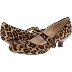 586c850b47 Gabriella rocha ginger leopard pony hair