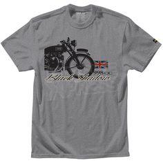 Troy Lee Designs T Shirt V Shadow Platinum