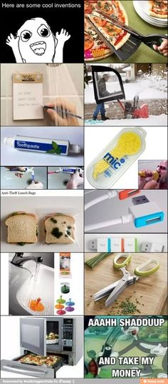 more inventions