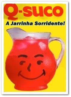 Em 1961 o produto foi lançado no Brasil, a princípio, com o nome de Q-Suco
