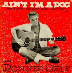 "Ronnie Self. Wrote ""i'm sorry"" for Brenda Lee"