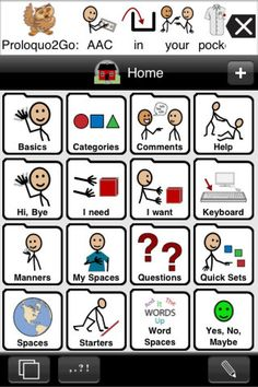 10 Best iPad Apps for Those With Speech Disabilities: Proloquo2go, AssistiveWare, ($189.99)
