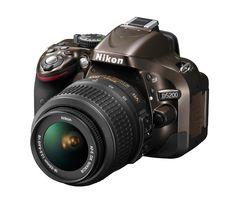 I really, really want the new Nikon D5200!!