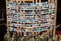 Boho wedding - Cap Ferret - French wedding style - La Paire de Cerise photographes - Jenny Morel Weddings wedding planner - plan de table - seating chart