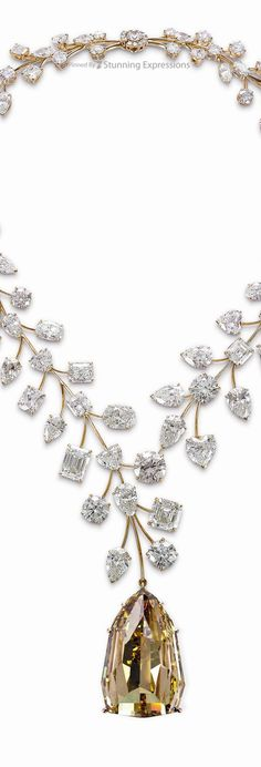 Incomparable Diamond Necklace