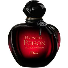 DIOR Hypnotic Poison eau de parfum 50ml (€82) ❤ liked on Polyvore featuring beauty products, fragrance, perfume, makeup, beauty, red, fillers, perfume fragrance, eau de parfum perfume and flower perfume