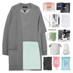 GOLD DIGGER — GUESS WHO? by sabad on Polyvore featuring Monki, T By Alexander Wang, rag & bone, adidas, Maison Margiela, Herschel Supply Co., Orelia, Napoleon Perdis, philosophy and Crabtree & Evelyn