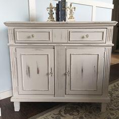 """americana decor chalk paint """"Primitive"""" for console table Decor, Furniture, Americana Decor Chalk Paint, Painted Furniture, Americana Decor, Recycled Furniture, Chalk Paint Furniture, Cool Furniture, Americana Chalk Paint"""