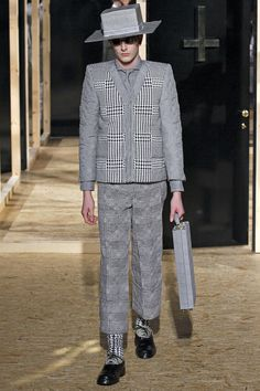 Thom Browne | Fall 2013 Menswear Collection | Style.com