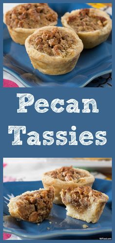 Pecan Tassies are a big hit in the South, and we bet they'll be a big hit in your home, too!